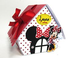 Birthday Treats, 2nd Birthday, Mickey Party, Packing Boxes, Mickey And Friends, Goodie Bags, Disney Mickey, Party Themes, Party Favors