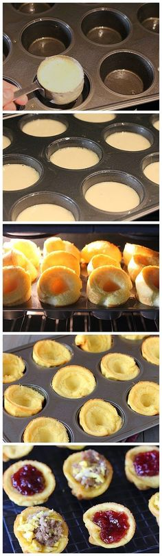 Pancake Breakfast Cups, breakfast ideas | Nosh-up