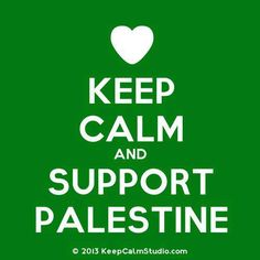 May Allah swt grant freedom for Palestine~Aamiin