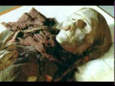 Tall Caucasian Mummies of China - In the late 1980's, perfectly preserved 3000-year-old mummies began appearing in a remote Chinese desert. They had long reddish-blond hair, European features and didn't appear to be the ancestors of modern-day Chinese people.