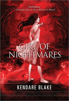 Girl of Nightmares by Kedare Blake.  Sequel to Anna Dressed in Blood.  Not as good as the first.  Felt rushed and had some basic continuity issues that the editors should've corrected.  Finished 9/2/12.