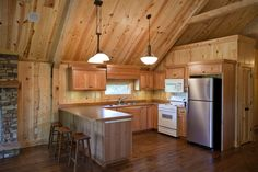 Great Plains Western Horse Barn Home Gallery PWI811 | Sand Creek Post & Beam