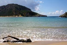 Voidokilia Beach, Costa Navarino, Greece