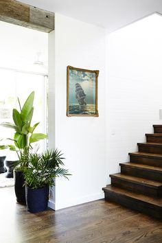 Décoration mural my scandinavian home: A Tour of Magnificent 'Magnolia House! My Scandinavian Home, Byron Bay Beach, Palm Beach, Real Living Magazine, Home Greenhouse, Interiors Magazine, Beach House Decor, Home Decor, Magnolia Homes