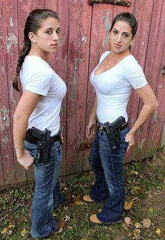Girls and Guns Badass Women, Sexy Women, Girls In Love, Female Police Officers, Hot Country Girls, Military Women, Beauty Women, Lady, Style