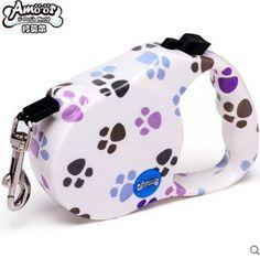 Automatic retractable dog leash dog leash Tactic golden cat rope medium small dogs pet dog leash