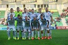 Priateľský zápas 4. 9. 2014 v Žiline - Slovensko - Malta - 1:0 (1:0) Adam Nemec