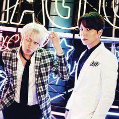 Heechul & Leeteuk. <3 ~Magic~