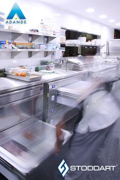The Adande under counter refrigerated drawers featured were installed at Eternity Restaurant in Sydney, Australia. Click the link to find out why Adande should be your preferred choice in your restaurant.