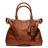 LEGACY LEATHER RORY SATCHEL - This is a pretty classic bag.