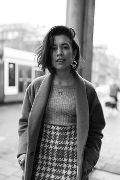 How to layer your winter coat? - by Nicole Huisman, afterDRK