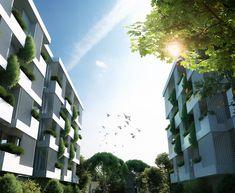 #betabuilding #huniarchitectes #vietnam #danang  #fptuniversity #architecture #vietnamarchitecture #pixel #masterplan