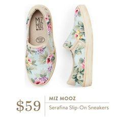 Ideas - Miz Mooz Serafina Slip On Sneakers - Stitch Fix