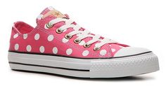 Converse Women's Chuck Taylor All Star Polka Dot Sneaker thestylecure.com