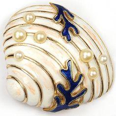 Image result for trifari alfred philippe designs blue coral