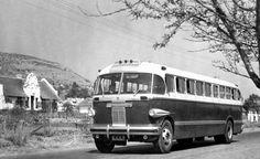 1958 Brill Bus Canada