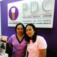 Thank you Miss Daisy Santos. GET AN APPOINTMENT NOW! Phone: (632) 561-6718 (632) 372-2433 Address: 101-M Upper Ground Floor The Annex SM North Edsa Quezon City #Composite #Whitening #Filling #Extractions #PDC #GeneralDentistry #DentalSurgery #DentalTraining #DentalXray #Dentures #CrownsAndVeneers #DentalImplants by phildentalcenter Our Dentures Page: http://www.myimagedental.com/services/general-dentistry/dentures/ Other General Dentistry services we offer…