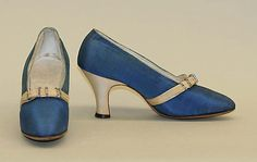 Shoes, Evening  I. Miller  (American, founded 1911)  Date: ca. 1929 Culture: American