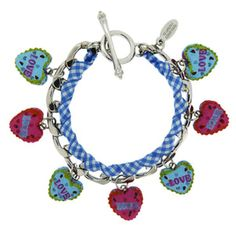Susi Bracelet Blue White, £14.60, now featured on Fab.