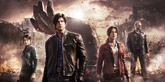 Resident Evil, Sanaa Lathan, Dynasty Warriors, Grey's Anatomy, Gundam, Jason Ray, Game Of Thrones, Upcoming Anime, Used Video Games