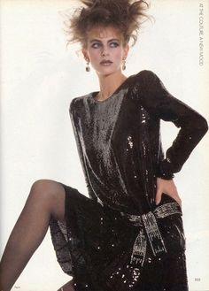 Image detail for -Vogue USA fashion editorials. Irving Penn 1983