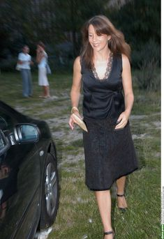 August 2003 Malene Birger Fashion show at Copenhagen Fashion Week