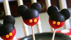 Mickey Mouse Clubhouse Inspired Birthday Party