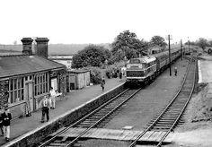 Cockfield station