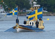 Sweden: the royal sloop (May Swedish Style, Scandinavian Style, Welcome To Sweden, Sweden Europe, Kingdom Of Sweden, Swedish Army, About Sweden, Sweden House, Swedish Royalty