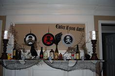 Photo Credit: Tracy Johnson   Grandin Road's Spooky Decor Challenge 2012