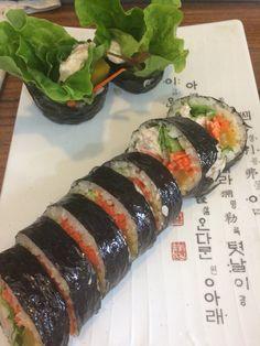참치김밥 충무로 미쓰손