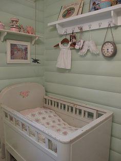 beautiful nursery @old chics