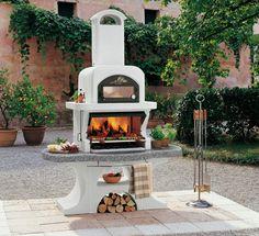 cottura e giardino Capri 2 - barbecues Palazzetti