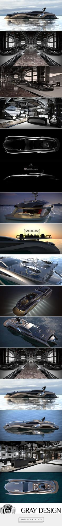 Expensive Yachts, Sci Fi, Design Inspiration, Traditional, Gray, Modern, Science Fiction, Trendy Tree, Grey