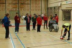 ... voor mensen met een beperking Sportdag voor mensen met een beperking