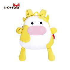 73cf3c5df8f4 NOHOO Waterproof Animals School Backpacks Kids Baby 3D Printing Casual Bags  for Girls Boys Kindergarten Children School Bags