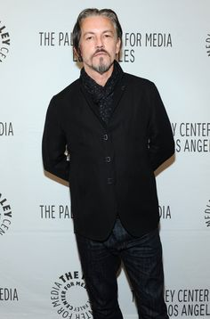 Tommy Flanagan as Filip Chibs Telford on Sons of Anarchy.  Oh the things I'd like to do to this man!