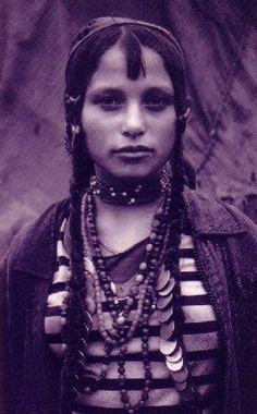 Romani girl