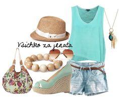 Summer style + mint