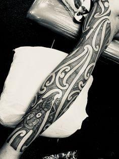 Maori Art, Tribal Tattoos