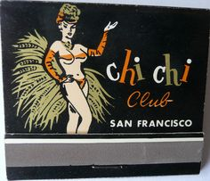Chi Chi Club, San Francisco | Flickr