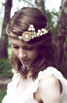 wonderland princess - wild berries wire crown