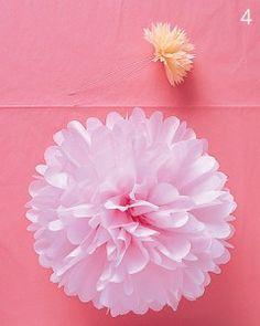 Pompones de papel para decorar04