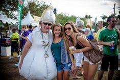 7. Delray Beach Garlic Fest