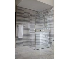 contemporary showers by Toto