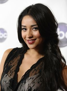 """AfterEllen: """"Shay Mitchell on 'lesbian research' and her 'Pretty Little Liars' character."""" On the positive portrayal of a """"normal"""" lesbian character that doesn't make the only character development about sexuality."""
