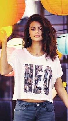 Selena Gomez Stars In 'adidas NEO' Spring Campaign!: Photo Check out the new adidas NEO Spring 2015 Campaign with Selena Gomez! The singer is still the face for the brand and just debuted the new glam sportswear… Selena Gomez Fashion, Mode Selena Gomez, Style Selena Gomez, Selena Gomez Fotos, Selena Gomez Quiz, Selena Gomez Hair Color, Selena Gomez Tumblr, Selena Gomez Makeup, Selena Selena