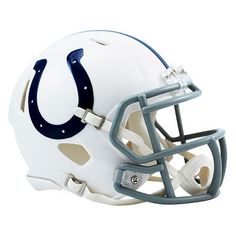 b580474c8 Indianapolis Colts Riddell Mini Speed Helmet by Riddell