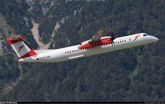 OE-LGM : Bombardier Dash 8-Q402 : Austrian Airlines