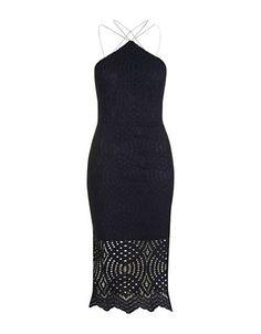 Lace Triangle Midi Dress | Hudson's Bay